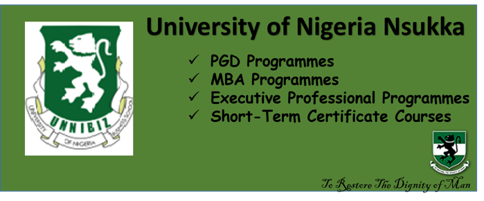 UNN BUSINESS SCHOOL