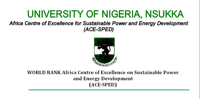 World Bank Africa Centre of Excellence on Sustainable Power and Energy Development (ACE-SPED)